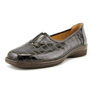 Gabor 16.023 W Round Toe Synthetic Loafer