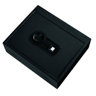 Stack-On Drawer Safe with Biometric Lock PS-15-5-B