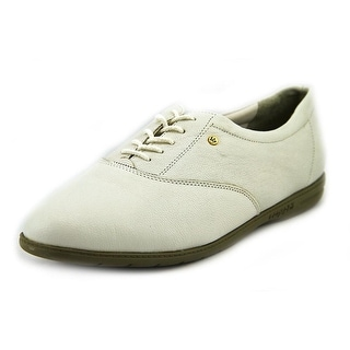 Easy Spirit Motion 4A Round Toe Leather Oxford