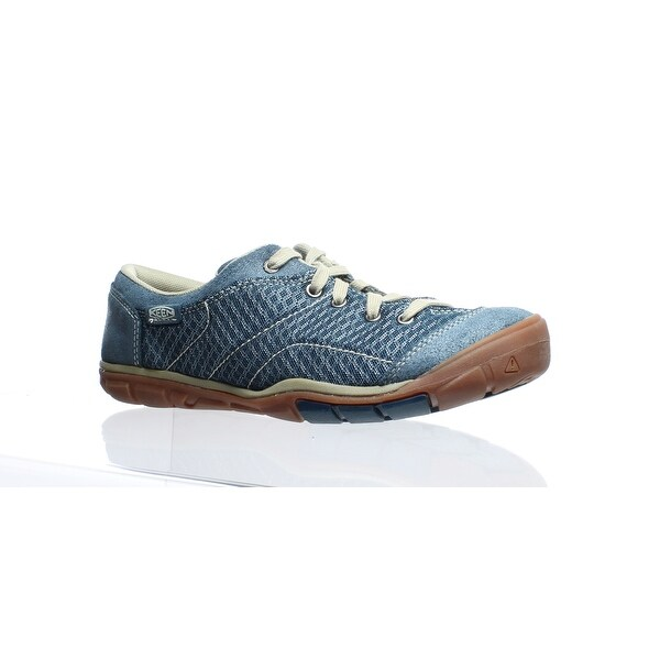 1589ca719614e Shop KEEN Womens Mercer Lace Ii Cnx Indian Teal Hiking Shoes Size 9 ...