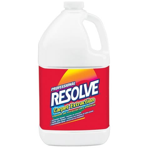 Resolve 3624197161 Professional Carpet Extraction Cleaner Conc, 1-Gallon