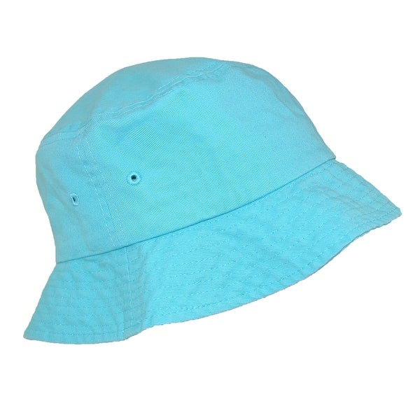Sportsman Cotton Twill Summer Packable Travel Bucket Hat