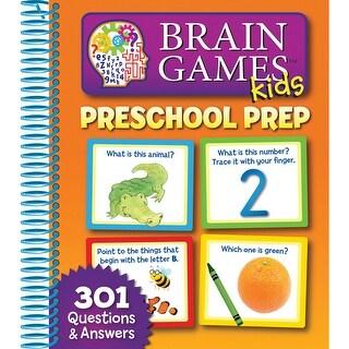 Brain Games Preschool Prep