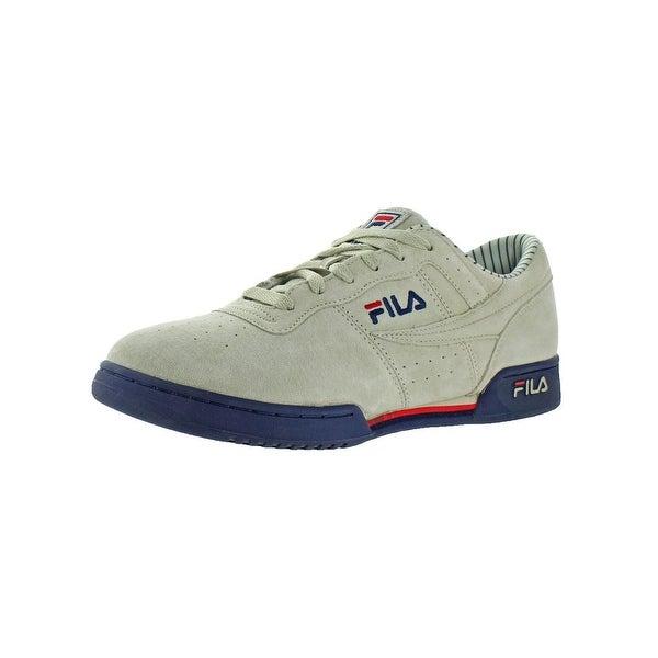 Fila Mens Original Fitness PS Casual Shoes Suede Lifestyle - 12 Medium (D) b471aa0cf3ba