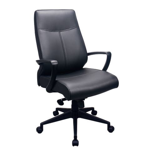 Eurotech Seating Tempur-Pedic Leather Swivel Chair