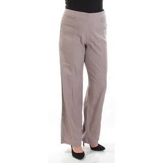 Womens Gray Wide Leg Pants Size 0