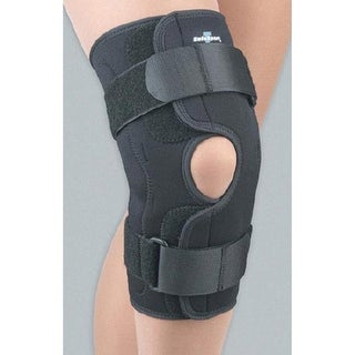 Wrap Around Hinged Knee Brace - Large