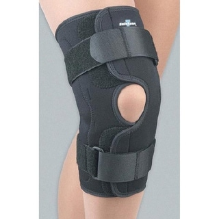 Wrap Around Hinged Knee Brace - Medium