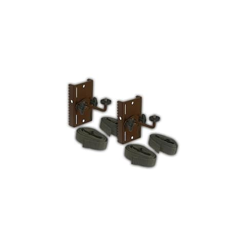 Browning Trail Camera Tree Mount BTC TM w/ Two Straps - 2 Pack
