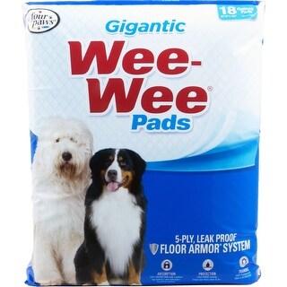 Wee Wee Pads Gigantic