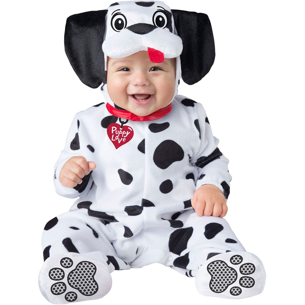 Halloween Dalmatian Puppy Costume Toddler T Shirt