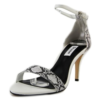 Dune London Marissa   Open-Toe Synthetic  Slingback Heel