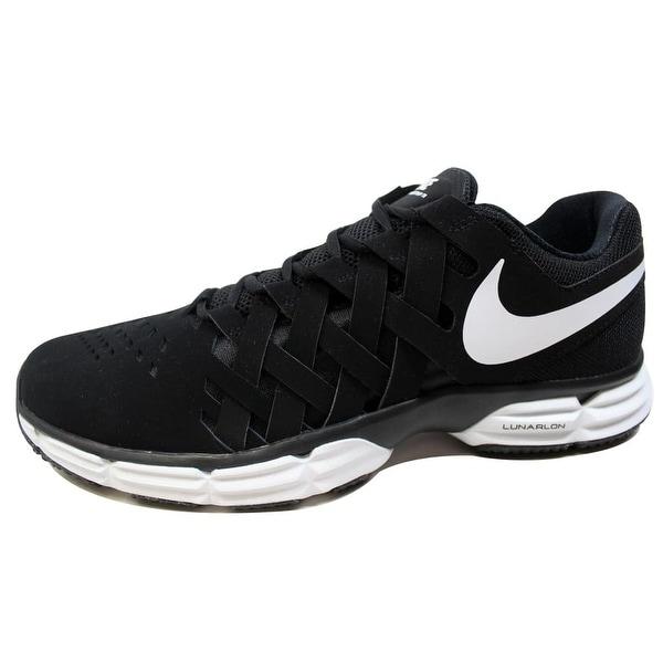 Nike Men's Lunar Fingertrap TR Black/White-Black 898066-001