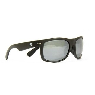 Rheos Gear Anhingas Floating Polarized Gunmetal with Gunmetal Lens Sunglasses