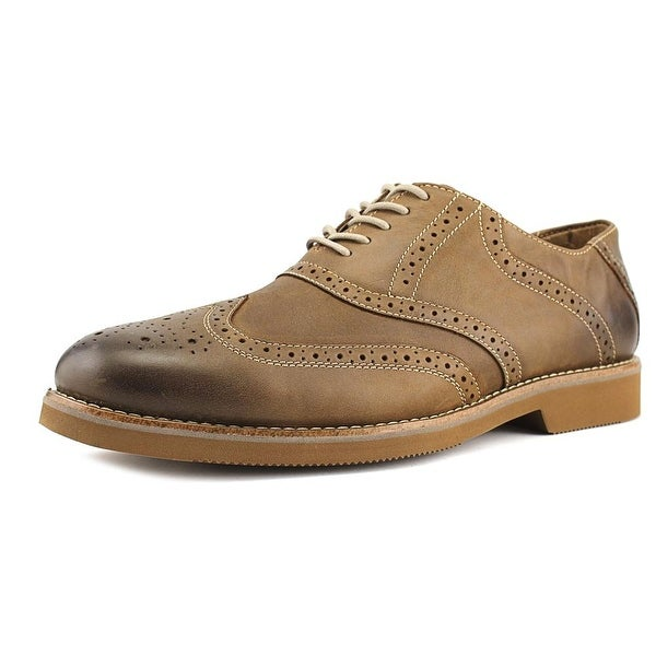 Bass JAX Men Brown Oxfords