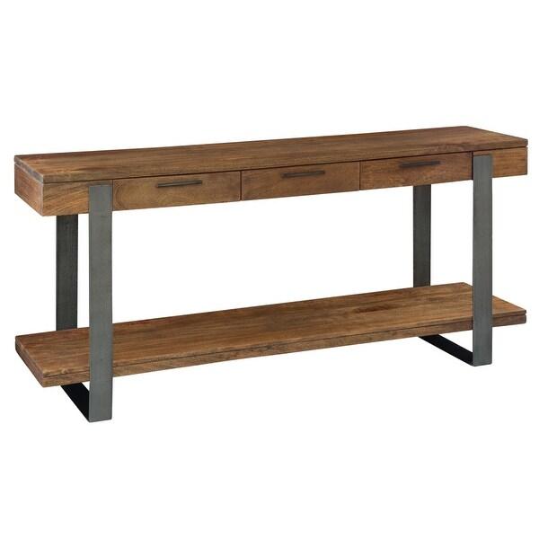 Shop Hekman 23709 Bedford Park 68 Inch Wide Iron Framed Wood Sofa