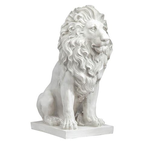 Lion Of Florence Sentinel Statue Nr