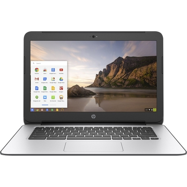 "Refurbished - HP x360 11-ae030nr 11.6"" Touch Screen Laptop N3350 1.10GHz 4GB 16GB Chrome OS"