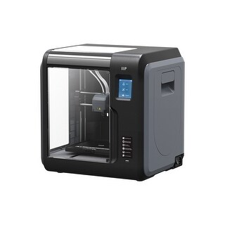 MP Voxel 3D Printer Enclosed - Grey/Black Assisted Level, Wi-Fi Touch Screen 8GB