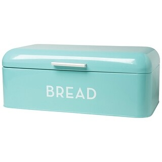 Now Designs Bread Bin, Turquoise