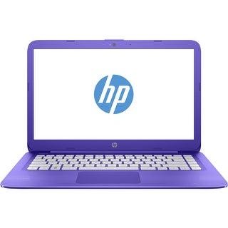 """HP 14"""" 1.6Ghz 4GB RAM 32gb eMmc W10 (Refurbished)"""