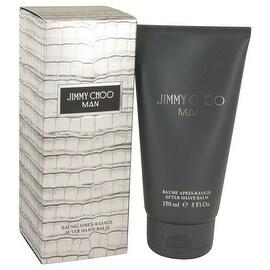 Jimmy Choo Man by Jimmy Choo After Shave Balm 5 oz - Men