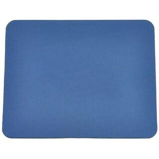 """Gear Head MPD3000BLU Gear Head MPD3000BLU Universal Mouse Pad For PC/Mac - 10.7"""" x 9.5"""" x 0.2"""" Dimension - Blue"""