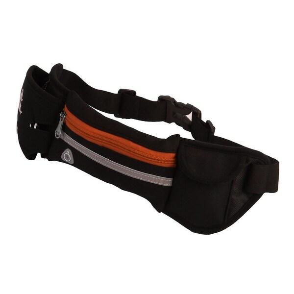 FreeKnight Authorized Outdoor Bicycle Riding Pocket Sports Waist Bag Orange