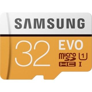 Samsung MicroSDHC EVO Memory Card - 32GB Memory Card