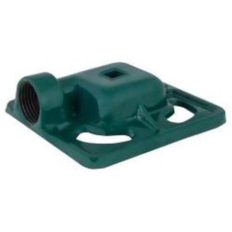 Melnor 704-6 Cast Iron Square Spot Sprinkler