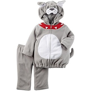 Carter's Baby Boys' Costumes 119g121, Grey, 12 Months