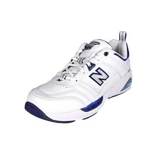 New Balance MX854 4E Round Toe Synthetic Walking Shoe