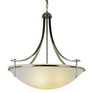 Trans Globe Lighting 8178 Four Light Down Lighting Bowl Pendant from the Contemporary Collection (2 options available)