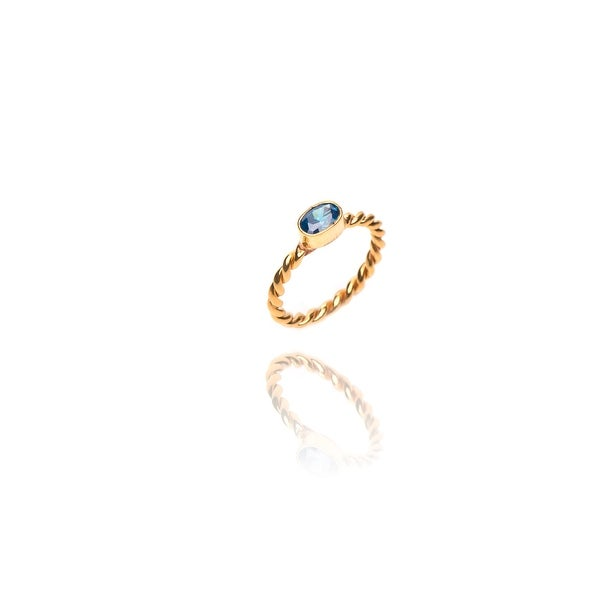 Twister Ring- Size 7