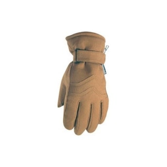 Wells Lamont 1075L Men's Duck Fabric Thinsulate Glove, Large