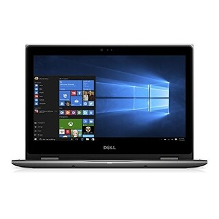 DELL Inspiron Touchscreen 2 in 1 Notebook - Gray i5378-0028GRY Dell Inspiron Touchscreen 2 in 1 Notebook - Gray