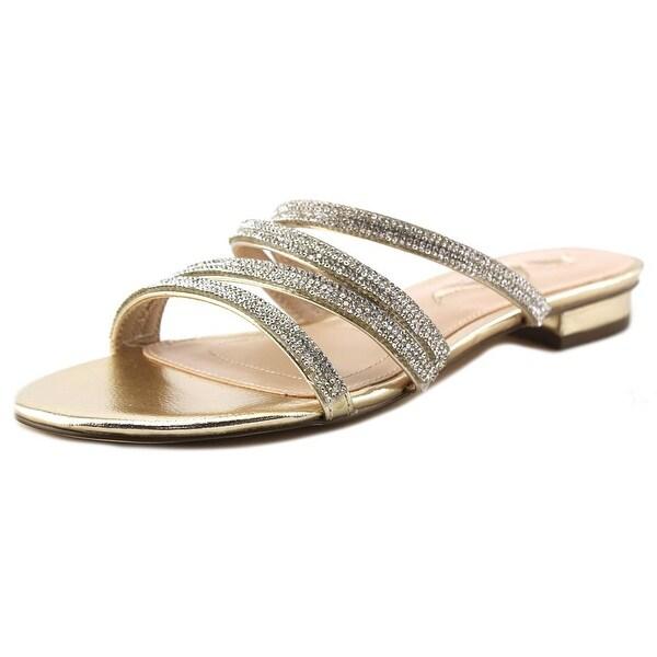 Nina KAISA-YY Gold Met Sandals