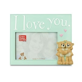 Gund 'I Love You' Picture Frame