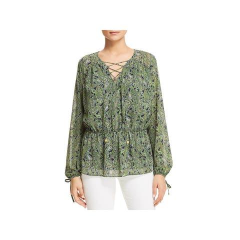 0a724d7fb266 MICHAEL Michael Kors Tops   Find Great Women's Clothing Deals ...