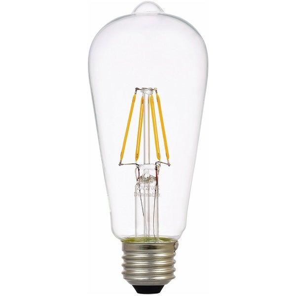 Shop Sylvania 74323 Vintage LED Light Bulb, 4.5 W, 450 Lumens - Free ...