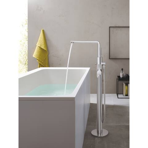 Grohe Lineare New Ohm Bath Freest. Chrome (23792001)