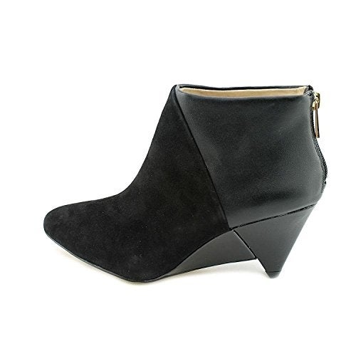 INC International Concepts Womens Haide Leather Pointed Toe Ankle Fashion Boots
