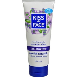 Kiss My Face - Lavender And Shea Butter Moisturizer ( 2 - 6 FZ)