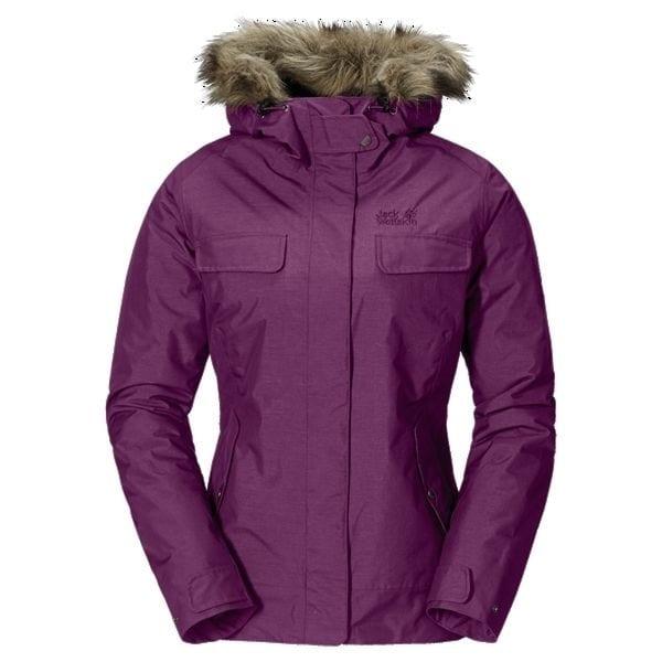 d50bcc23839f7 Shop Jack Wolfskin Cypress Mountain Jacket Women - Waterproof Winter ...