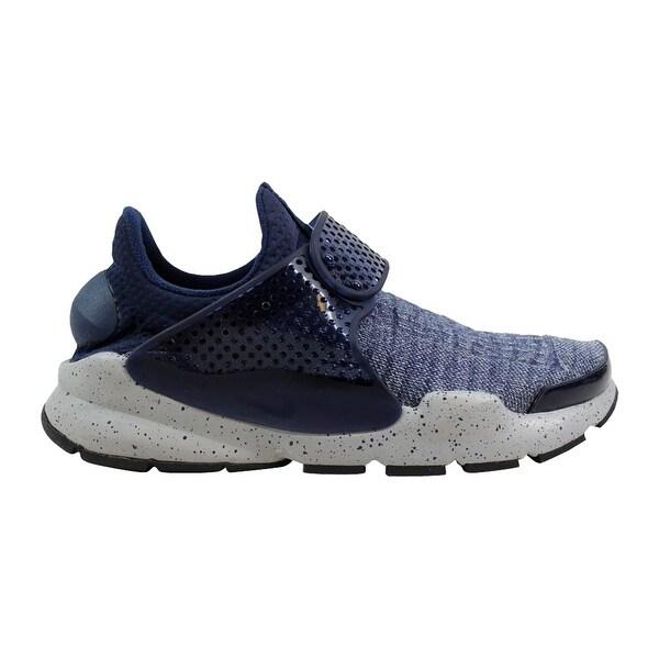 size 40 f7652 cf553 ... Men s Athletic Shoes. Nike Sock Dart SE Premium Midnight Navy Midnight  Navy 859553-400 Men  x27