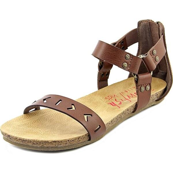 Blowfish Grabe-K Women  Open Toe Leather  Gladiator Sandal