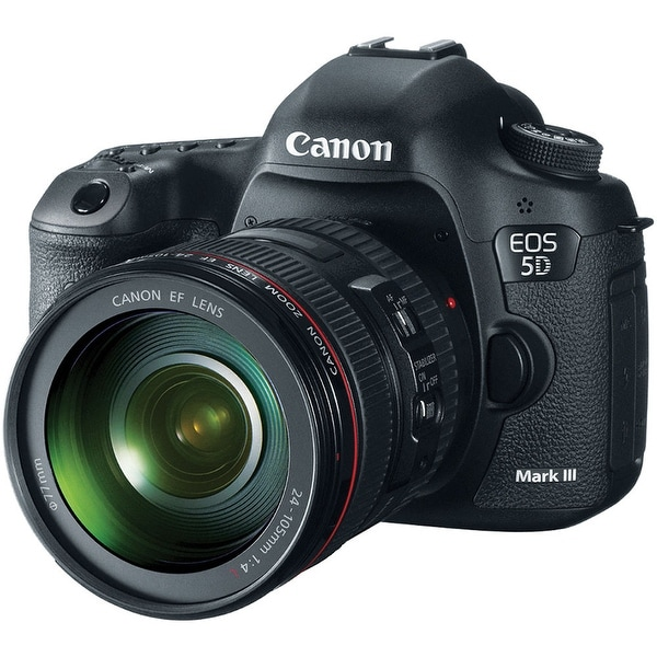 shop canon eos 5d mark iii dslr camera with 24 105mm lens certified rh overstock com manual canon eos 5d mark iii portugues manual da canon 5d mark iii em portugues