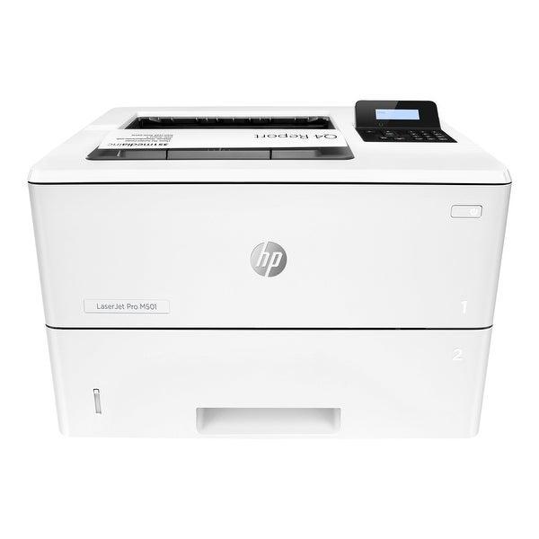 HP Monochrome LaserJet Pro M501dn w/ HP JetAdvantage Security J8H61A
