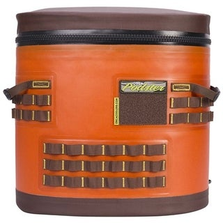 ORCA Podster Limited Edition Burnt Orange/Brown Cooler with Straps