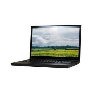 "Lenovo ThinkPad T450s Core i5-5300U 2.3GHz 8GB RAM 500GB HDD Win 10 Pro 14"" Laptop (Refurbished)"